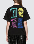 Aries Foursquares Graphic Short Sleeve T-shirt Picutre