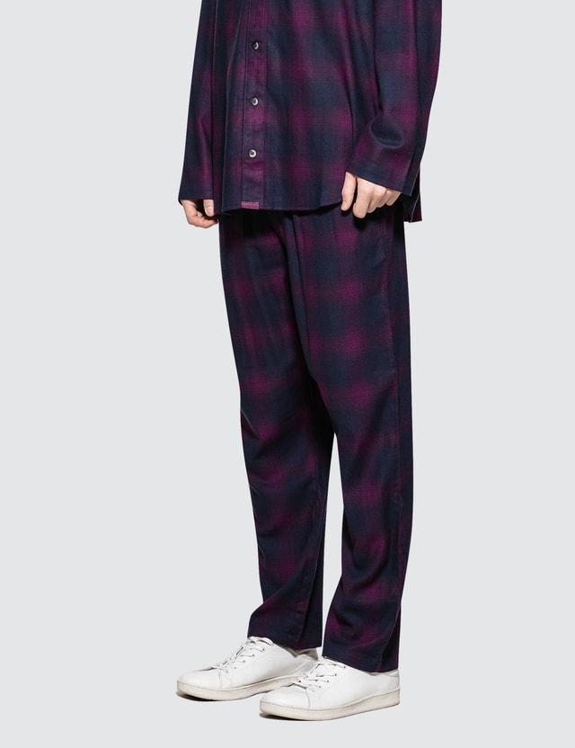 Calvin Klein Underwear Flannel Sleeping Pants