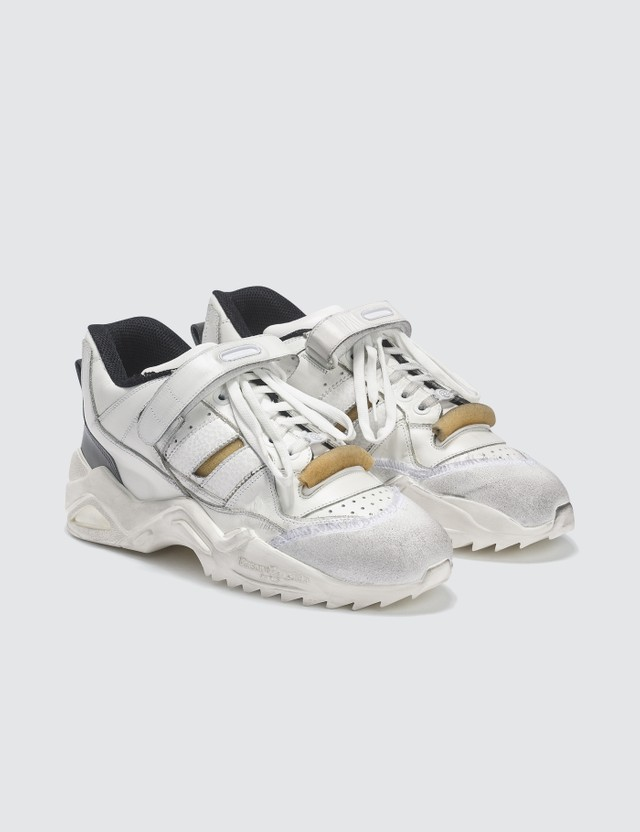 Maison Margiela Retro Fit Midi Sneakers