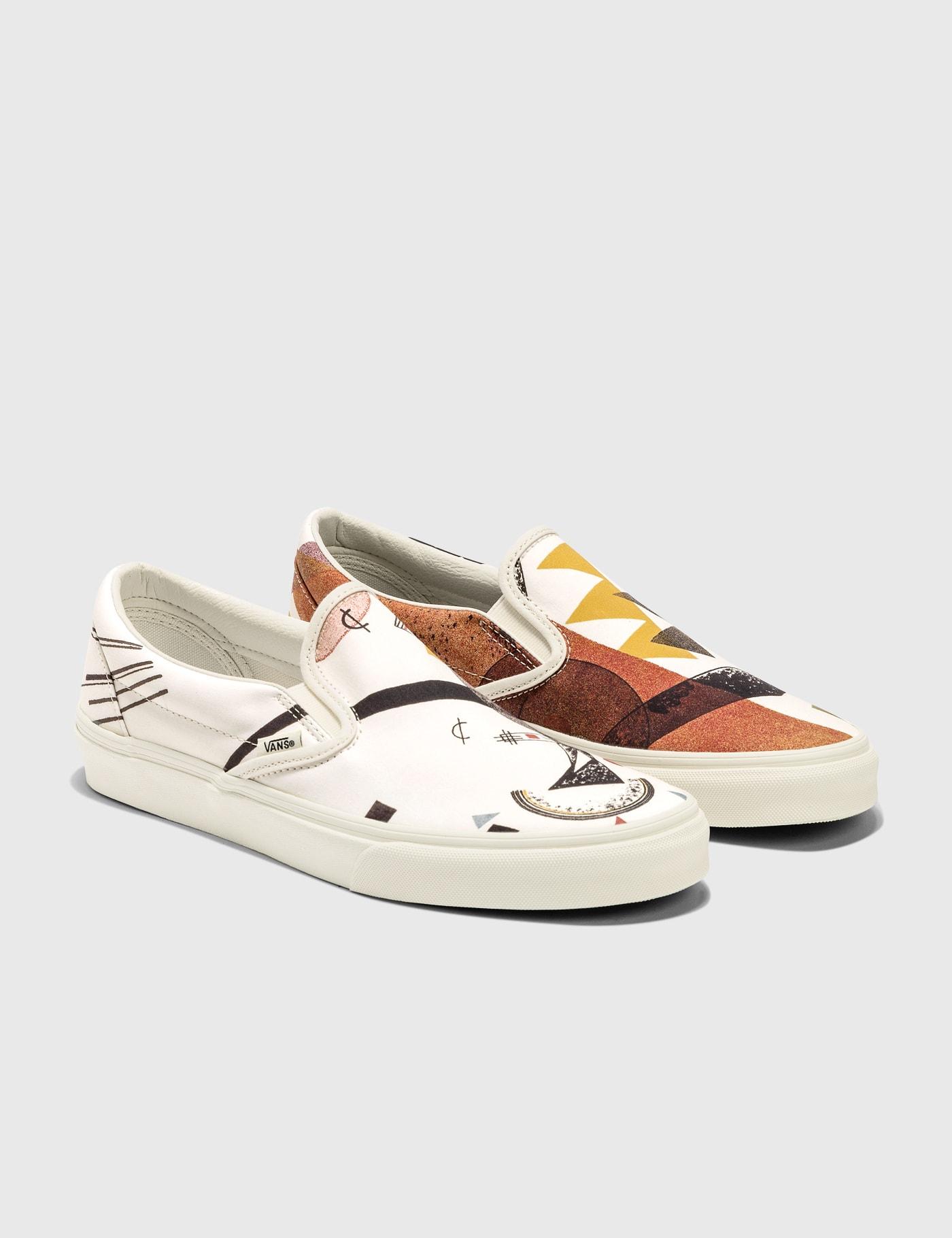 Vans Sneakers X MOMA CLASSIC SLIP-ON