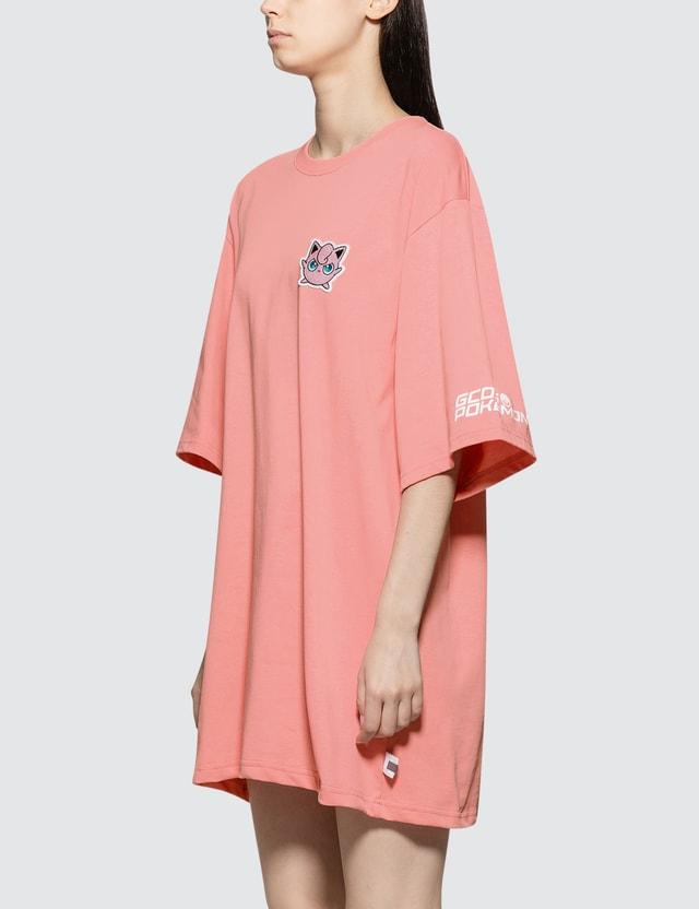 GCDS Jigglypuff Extra Dress Tee