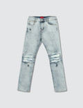 Haus of JR Landon Biker Denim Jeans Picture