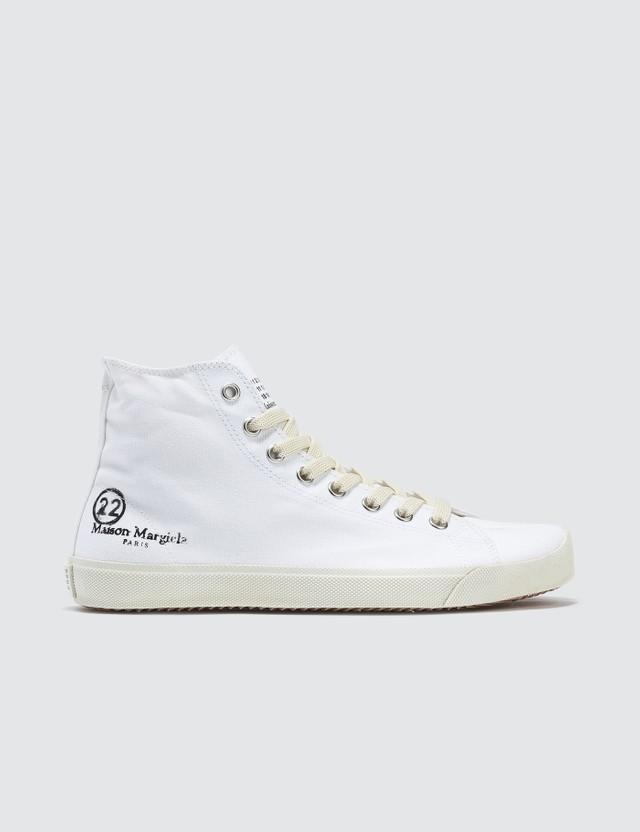 Maison Margiela Tabi High Top Sneaker
