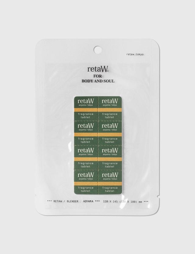 Retaw EVELYN* Fragrance Tablet White Unisex