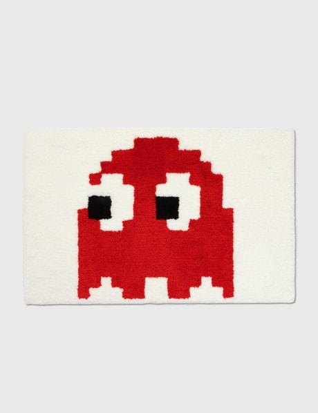 메디콤토이 X 팩맨 러그 - 레드 Medicom Toy x MLE Pac-Man Series Rug