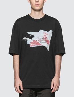 Maison Margiela Scrap Logo T-Shirt