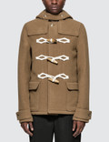 JW Anderson Duffle Coat Picture