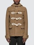 JW Anderson Duffle Coat Picutre