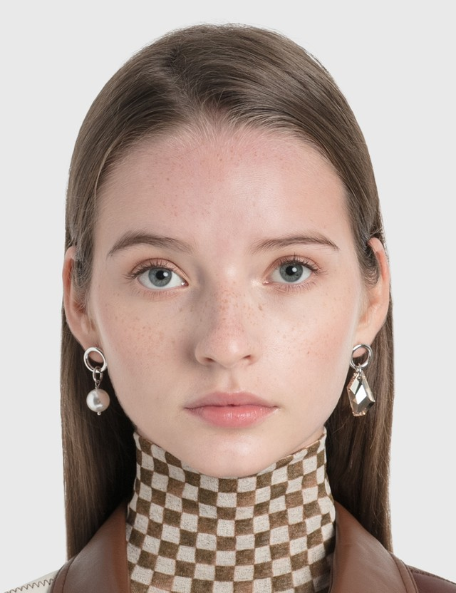 Justine Clenquet Laura Earrings