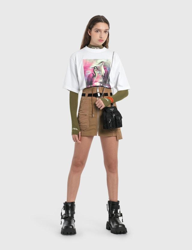 Heron Preston Turtleneck CTNMB Long Sleeve T-Shirt