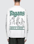 Aries Warriors L/S T-Shirt