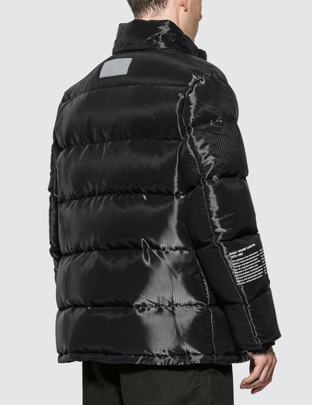 Heron Preston NASA Down Puffer Jacket