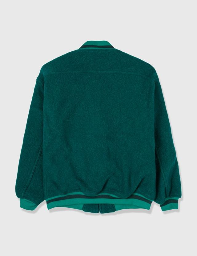 Yeezy Yeezy Season 5 Wool Bomber Jacket Green Archives