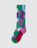 Hysteria By Happy Socks Estelle Mid High Socks Picutre