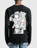 Billionaire Boys Club Astronaut Long Sleeve T-Shirt Black Men