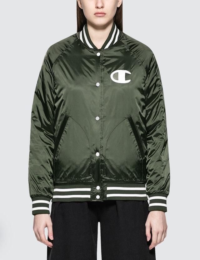 Champion Reverse Weave Varsity Jacket