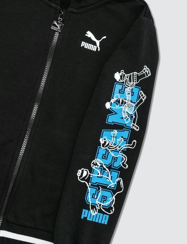 Puma Cookie Monster Hooded Jacket (Kids)
