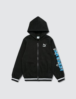 Puma Cookie Monster Hooded Jacket (Kids)