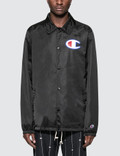 Champion Reverse Weave Coach Jacket Picutre