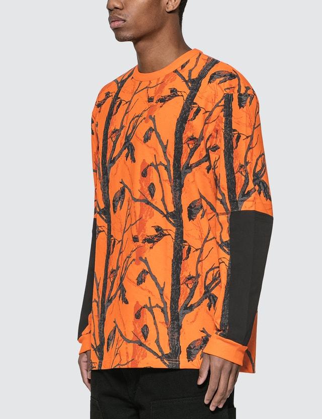 Carhartt Work In Progress Klicks Long Sleeve T-Shirt