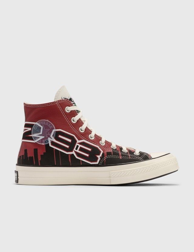 Converse Converse x ChinaTownMarket x NBA Chuck 70 Savvy Red/egret/black Men
