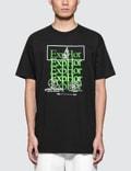 Expert Horror Fade Logo Overprint T-Shirt Picture