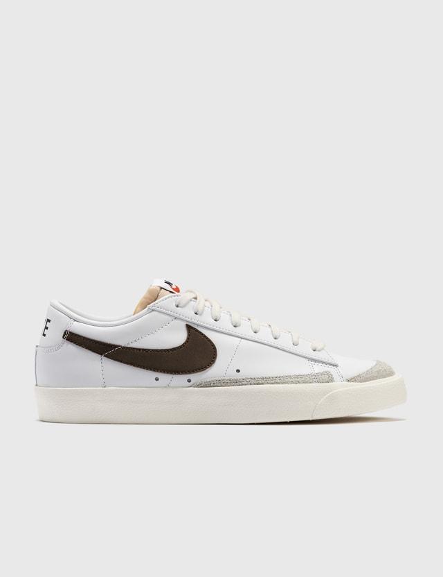 Nike Blazer Low 77 Summit White/chocolate-sail-white Men