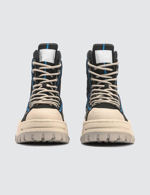 Eytys Akira Canvas Black Boots