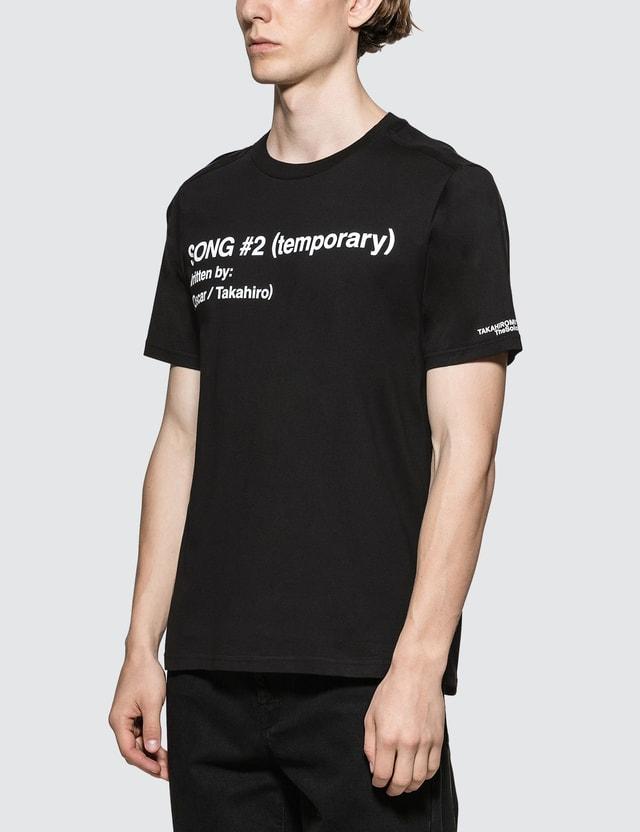 Takahiromiyashita Thesoloist Title S/S T-Shirt