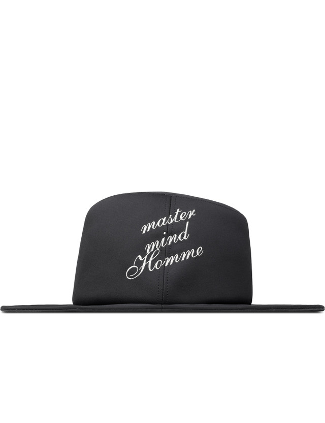 a04daa87e Embroidery Fedora Hat