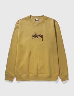 Stussy Stock App. Sweatshirt