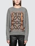 Loewe Loewe Cut Sweater Picture