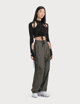 Hyein Seo Chained Wide Pants