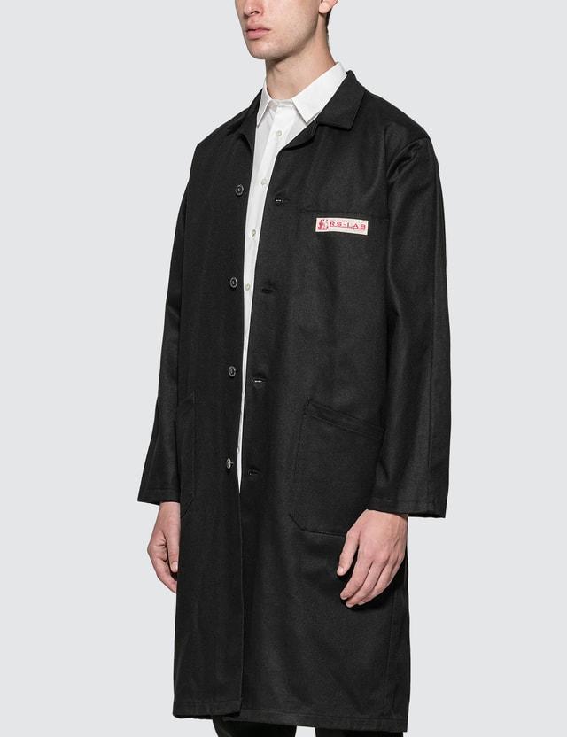 Raf Simons Denim Lab Coat
