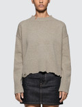 Helmut Lang Distressed Sweater Picture