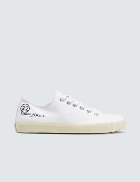 메종 마르지엘라 타비 스니커즈 - 화이트 Maison Margiela Tabi Sneakers
