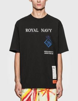 Heron Preston Heron Preston x Ministry Of Defence Royal Navy T-Shirt