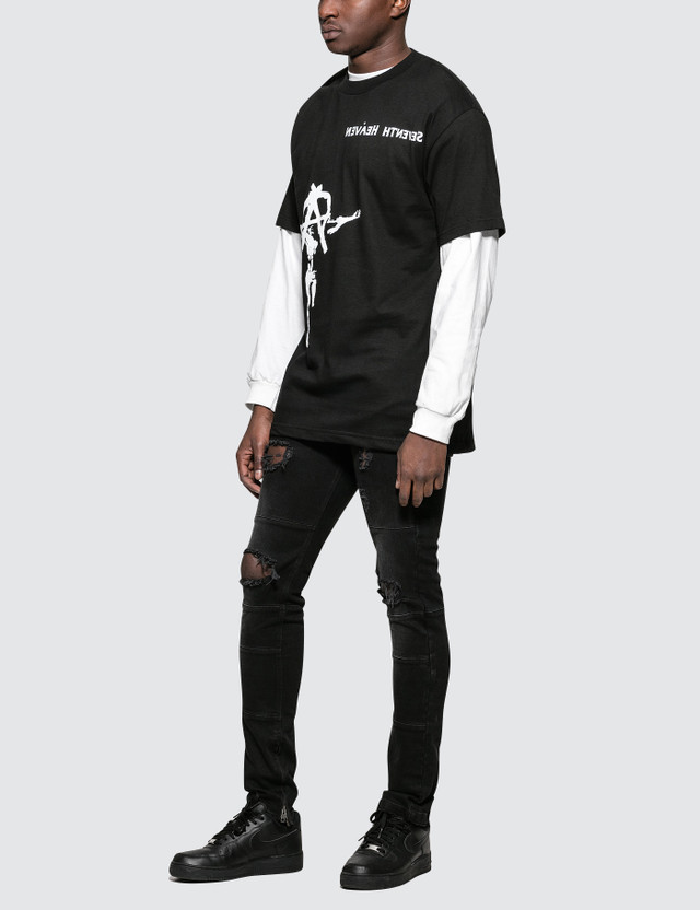Seventh Heaven Anarchy S/S T-Shirt