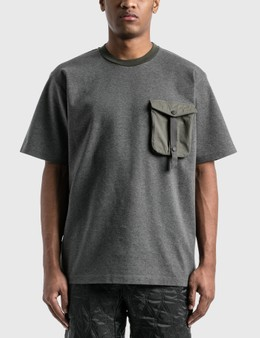 White Mountaineering Hunting Pocket T-Shirt