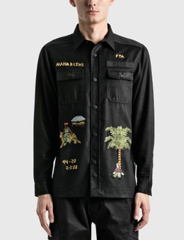 Maharishi Story Cloth Mil Shirt
