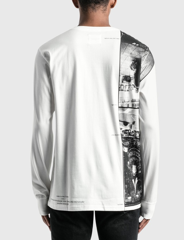 Takahiromiyashita Thesoloist Smelling The Future Long Sleeve T-Shirt White Men