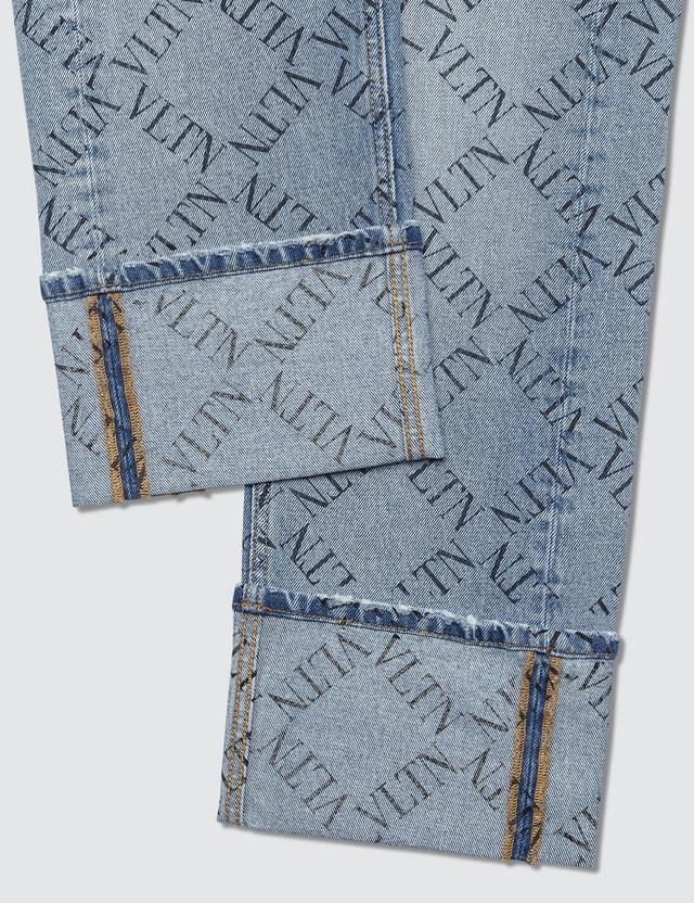 Valentino Monogram Jeans