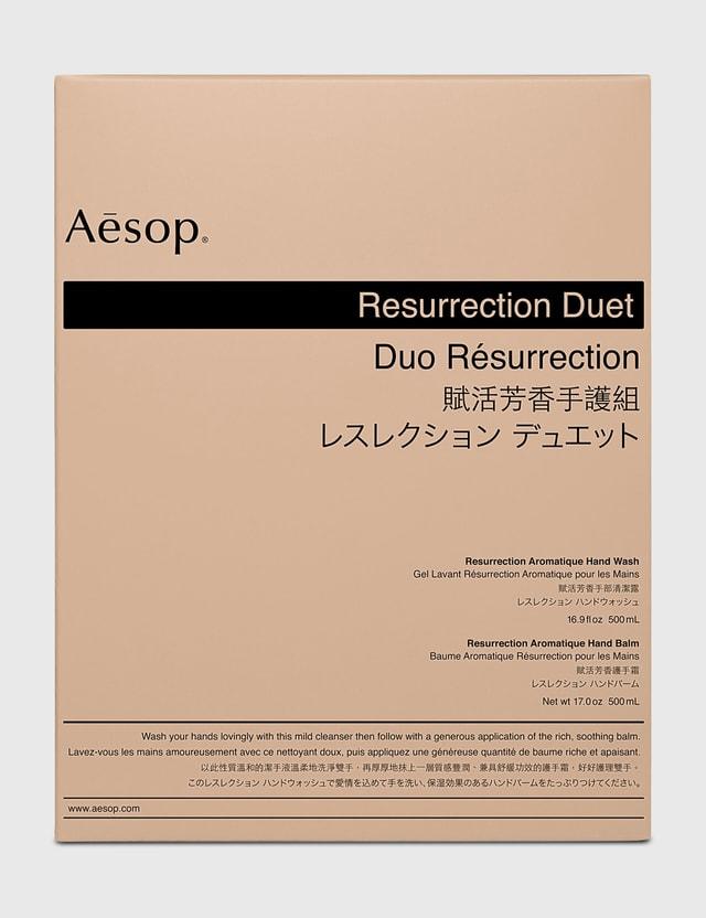 Aesop Resurrection Duet N/a Unisex