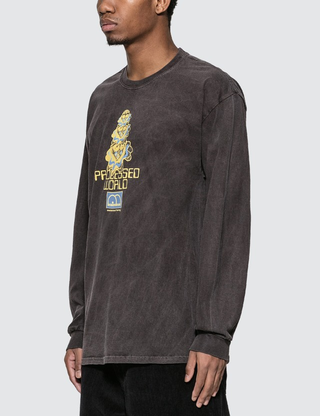 Brain Dead Processed World Long Sleeve T-shirt