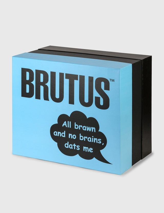 Zcwo Brutus X Eric So Black Unisex