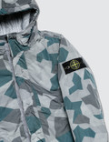 Stone Island Camo Full Zip Jacket (Kids)