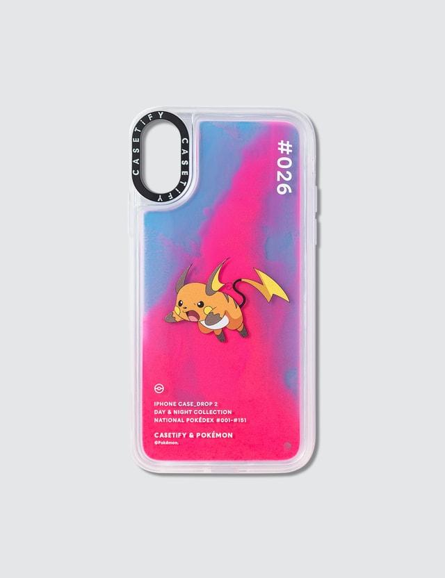 Casetify Raichu 026 Pokédex Night Iphone X/Xs Case