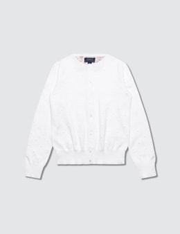 POLO RALPH LAUREN | Polo Ralph Lauren Floral Cardi Sweater | Goxip