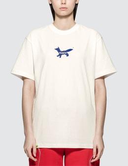 Maison Kitsune Ader Error X Maison Kitsune Fox T-shirt