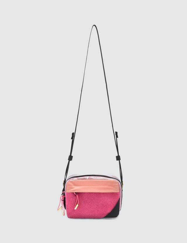 Acne Studios Hidey Belt Bag in Pink